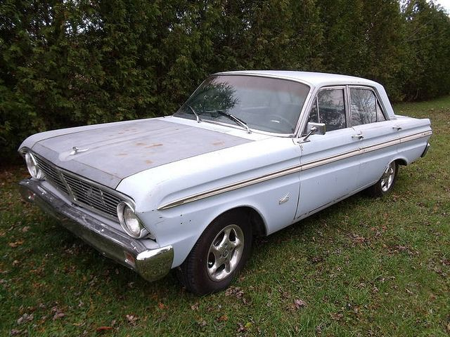 1965 Ford Falcon Futura Sedan Ford Falcon Best First Car First Cars