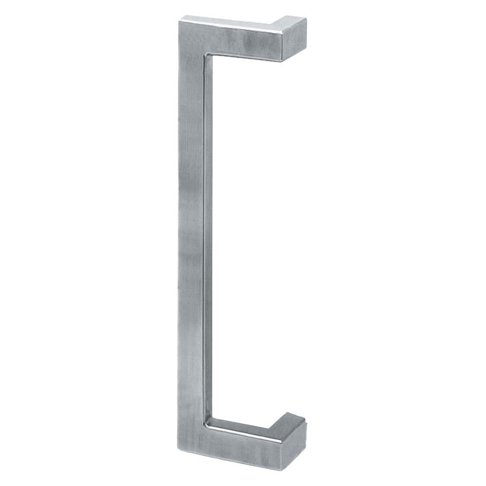 Hafele Pull Handle Satin Stainless Steel 30x15x600mm