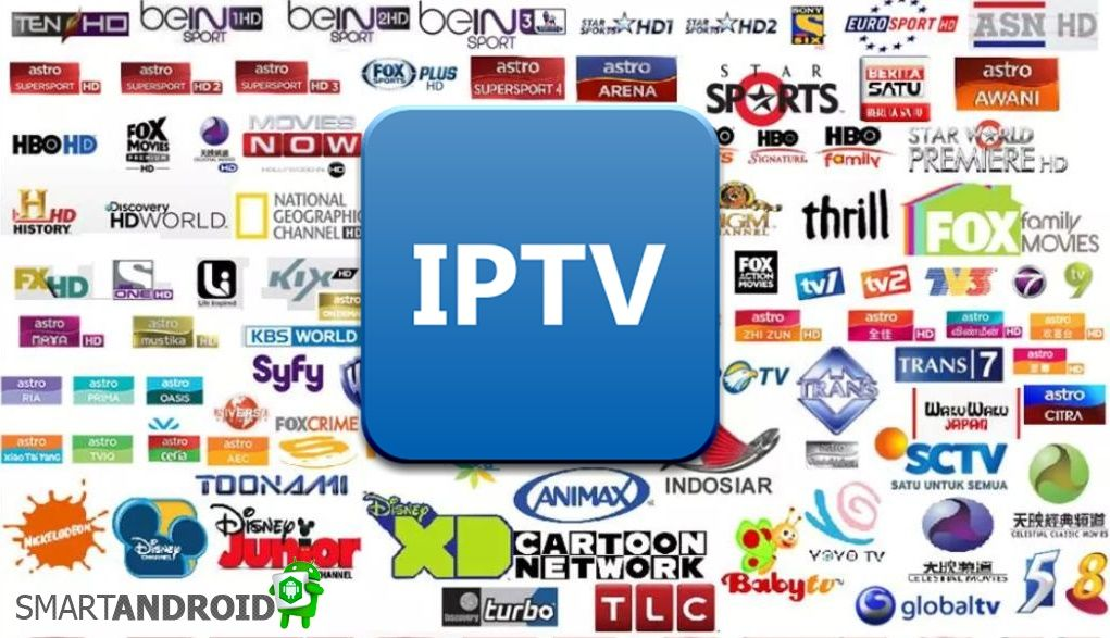 IPTV The Best Subscription Top IPTV Provider TV