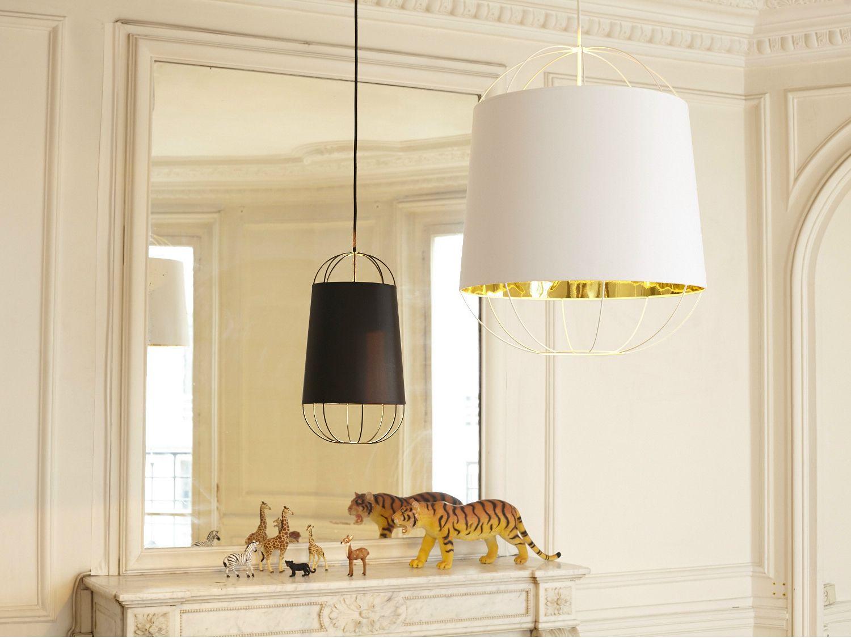 PENDANT LAMP LANTERNA BY PETITE FRITURE | DESIGN SAM BARON ...