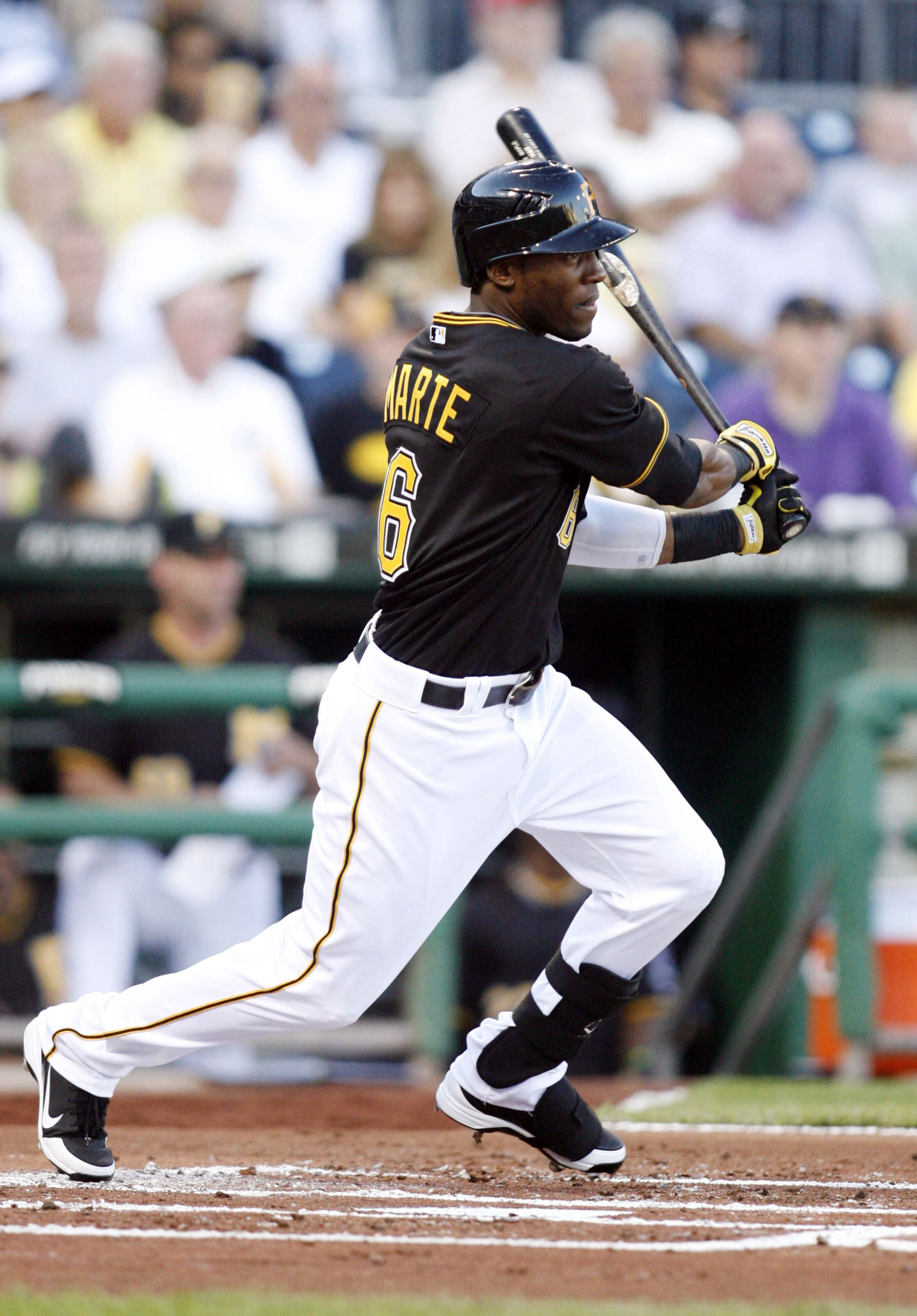 Starling marte photos photos cincinnati reds v pittsburgh pirates - Starling Marte The Future And Present Of Pittsburgh Baseball