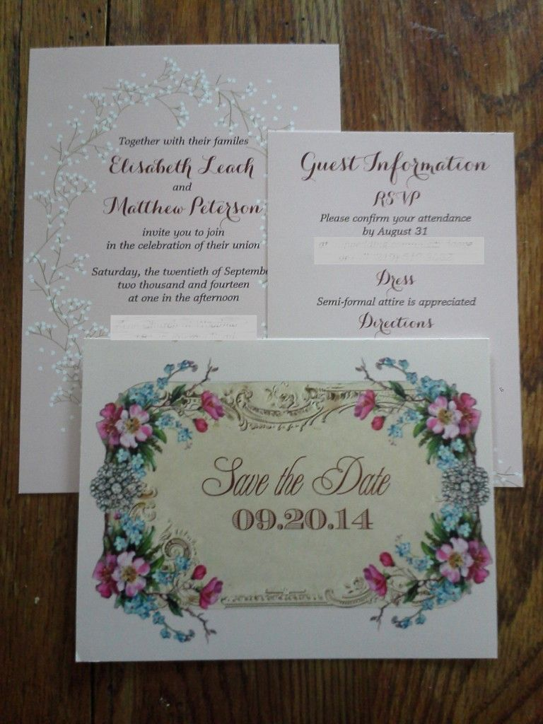 Wedding Stationery Using Online Print Services | Online printing ...