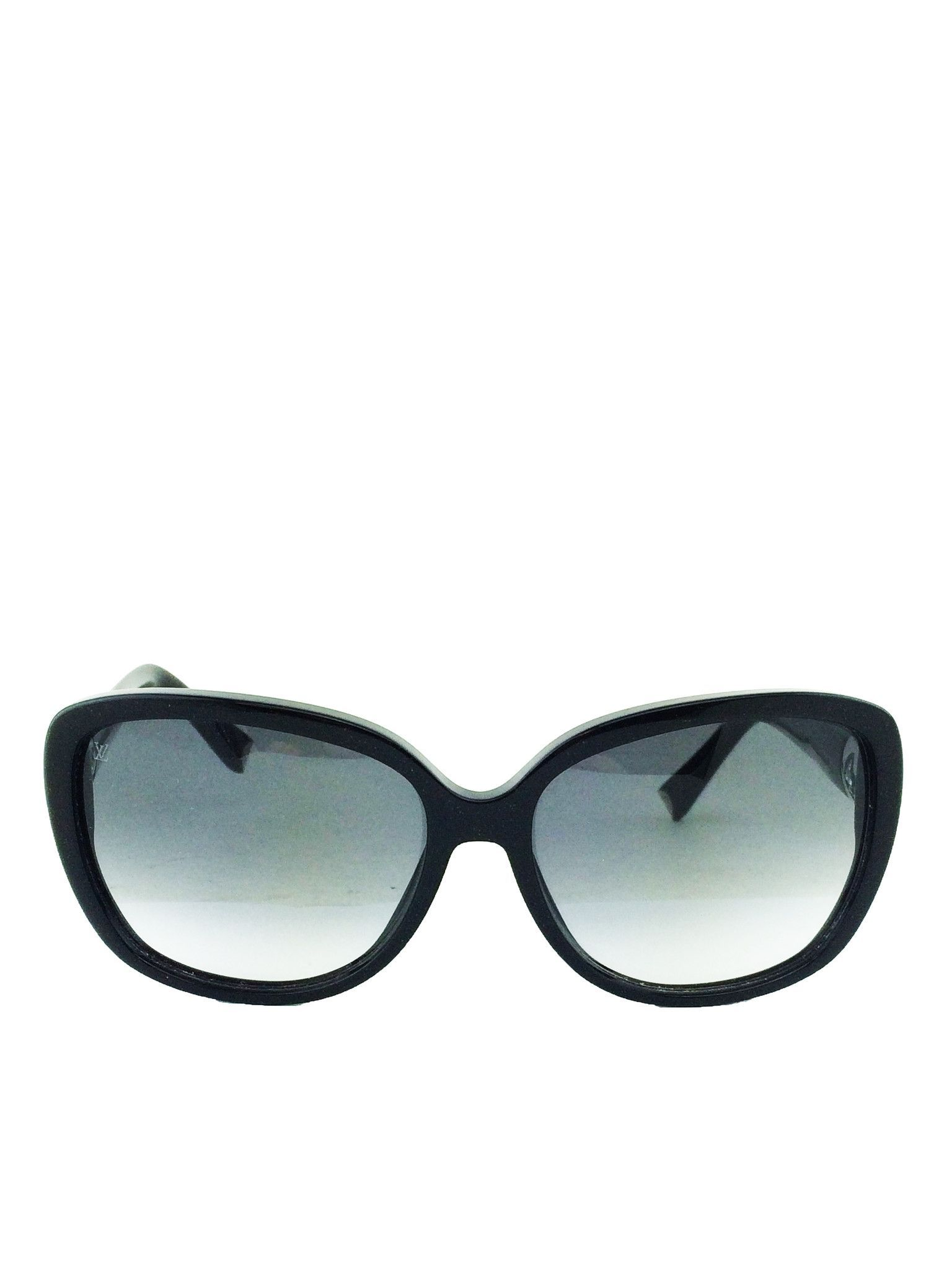 4fd3de2c3b Louis Vuitton Hortensia Cat Eye Sunglasses Black