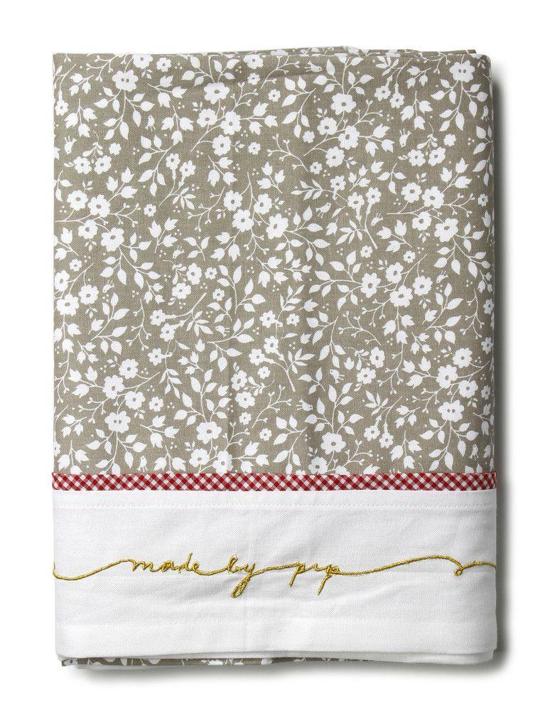 PiP Studio   U0027Lovely Branchesu0027 Collection   Tablecloth, Khaki