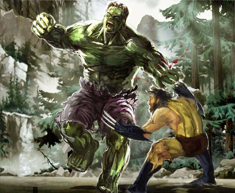 Images of Deadpool Vs. Wolverine | 736x571