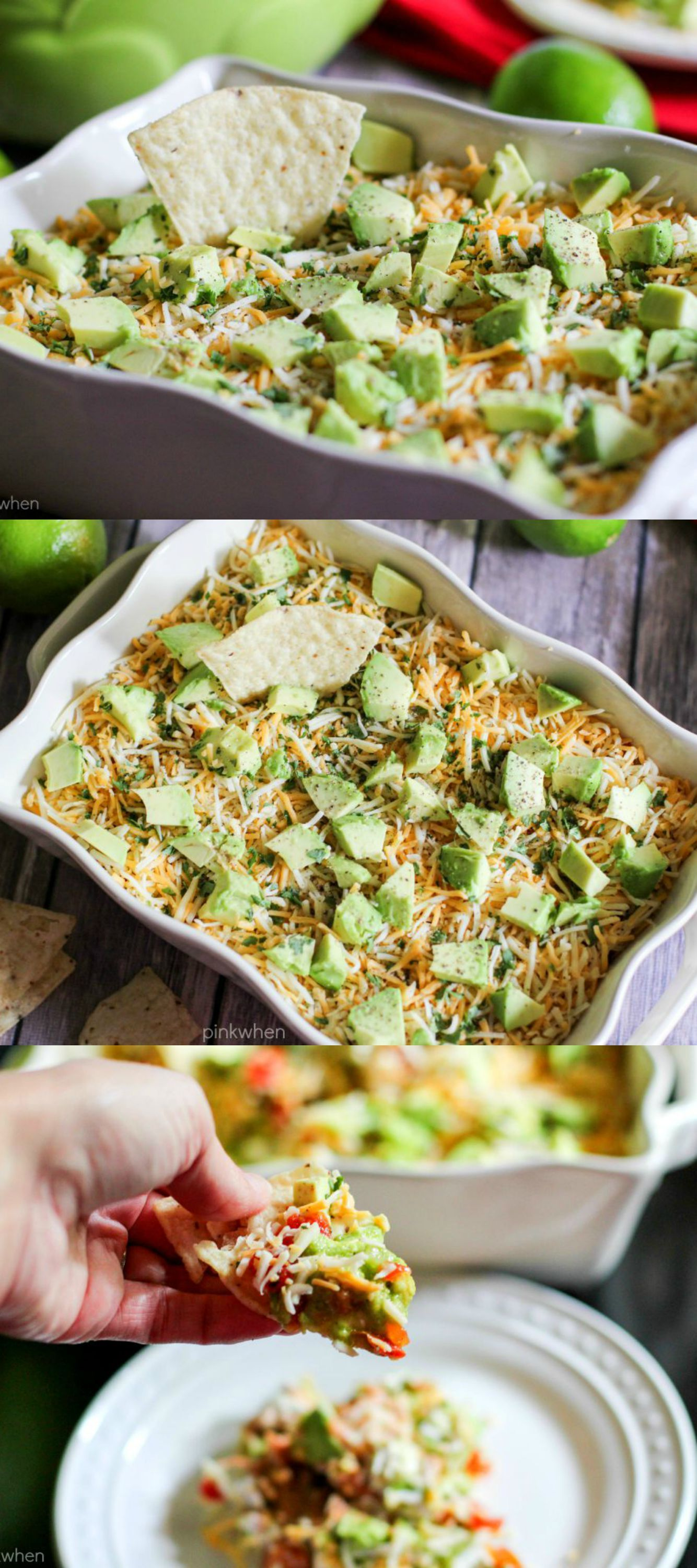 Not Your Normal Seven Layer Dip
