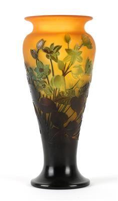 Vase Anémones, Emile Gallé, Nancy, 1906/14,