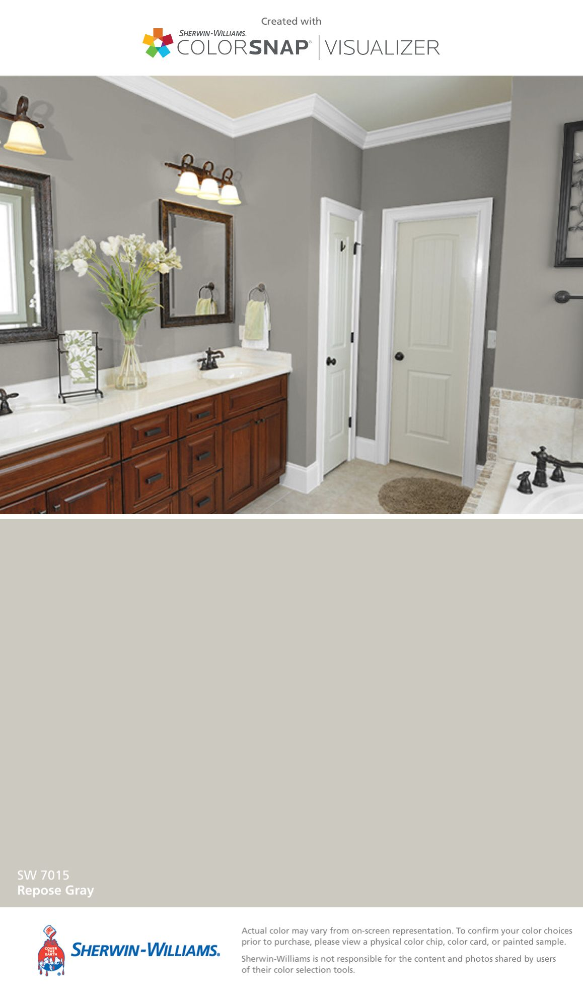 I found this color with ColorSnap Visualizer for iPhone by Sherwin Williams Festoon Aqua SW 0019 Ideas Pinterest