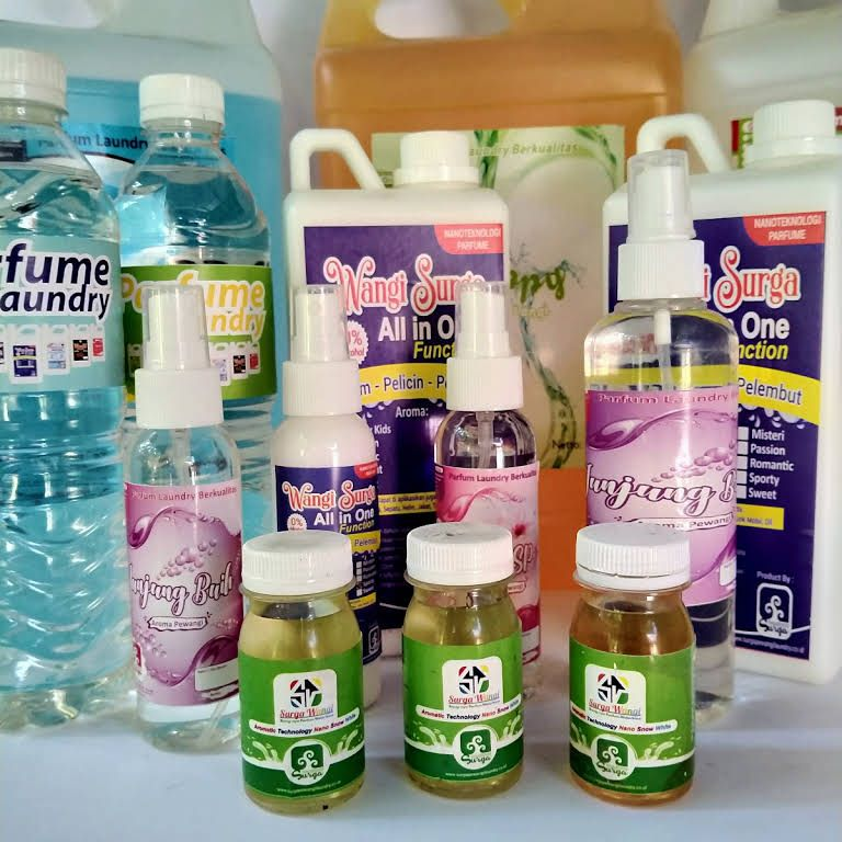 Surga Pewangi Sragen Pusat Jual Parfum Pewangi Laundry Toko Parfum Perfume Aroma