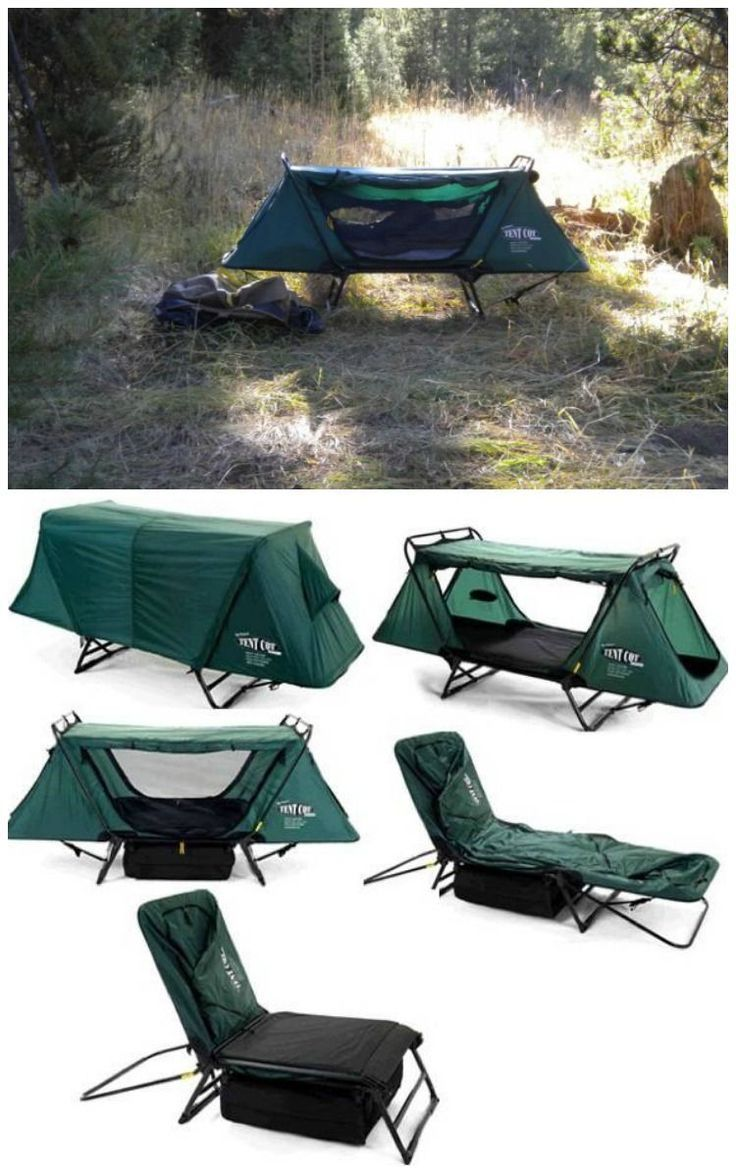 Photo of The original tent bed brought to you by Kamp-Rite, the market leader for …