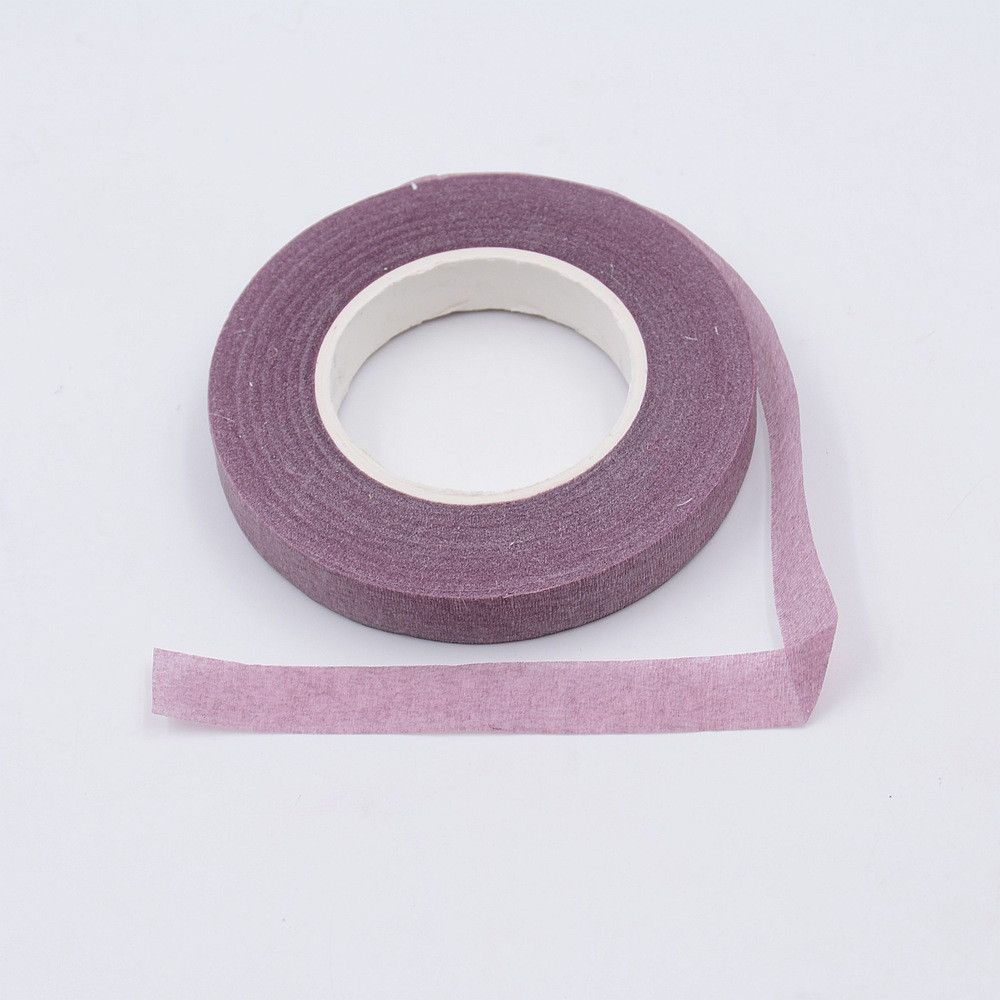 Wedding decorations lilac   meter Paper Garland Tape Artificial Flower Fixed Supplies For