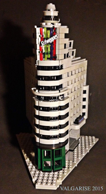 Lego Architecture Construye tu ciudad Legos, Lego