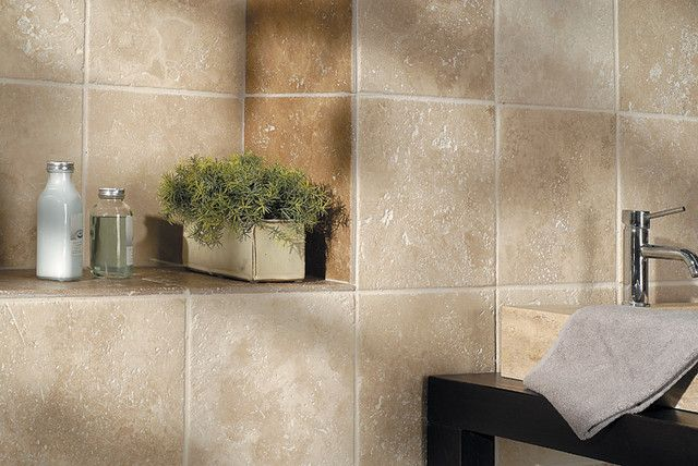 Bon Stone Floor Tiles Bathroom ... Natural Stone Collection Mediterranean Tile  By Country