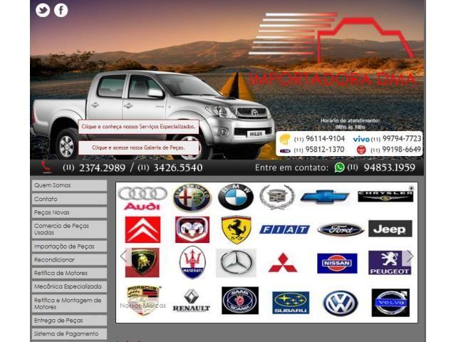 Auto Pecas Para Veiculo Nissan Peugeot Land Rover