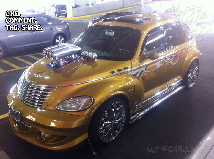 pt cruiser funny | May 28, 2013 by wtfcars