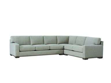 Arcata Sofa Ethan Allen Multiple gray neutral fabric options