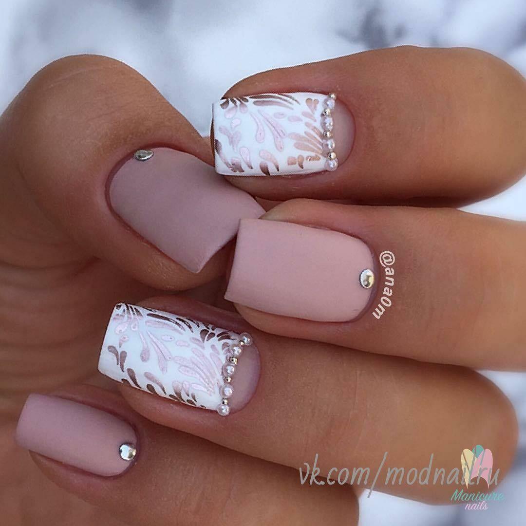 Lace Design Matte Nails Design Swag Nails Nails