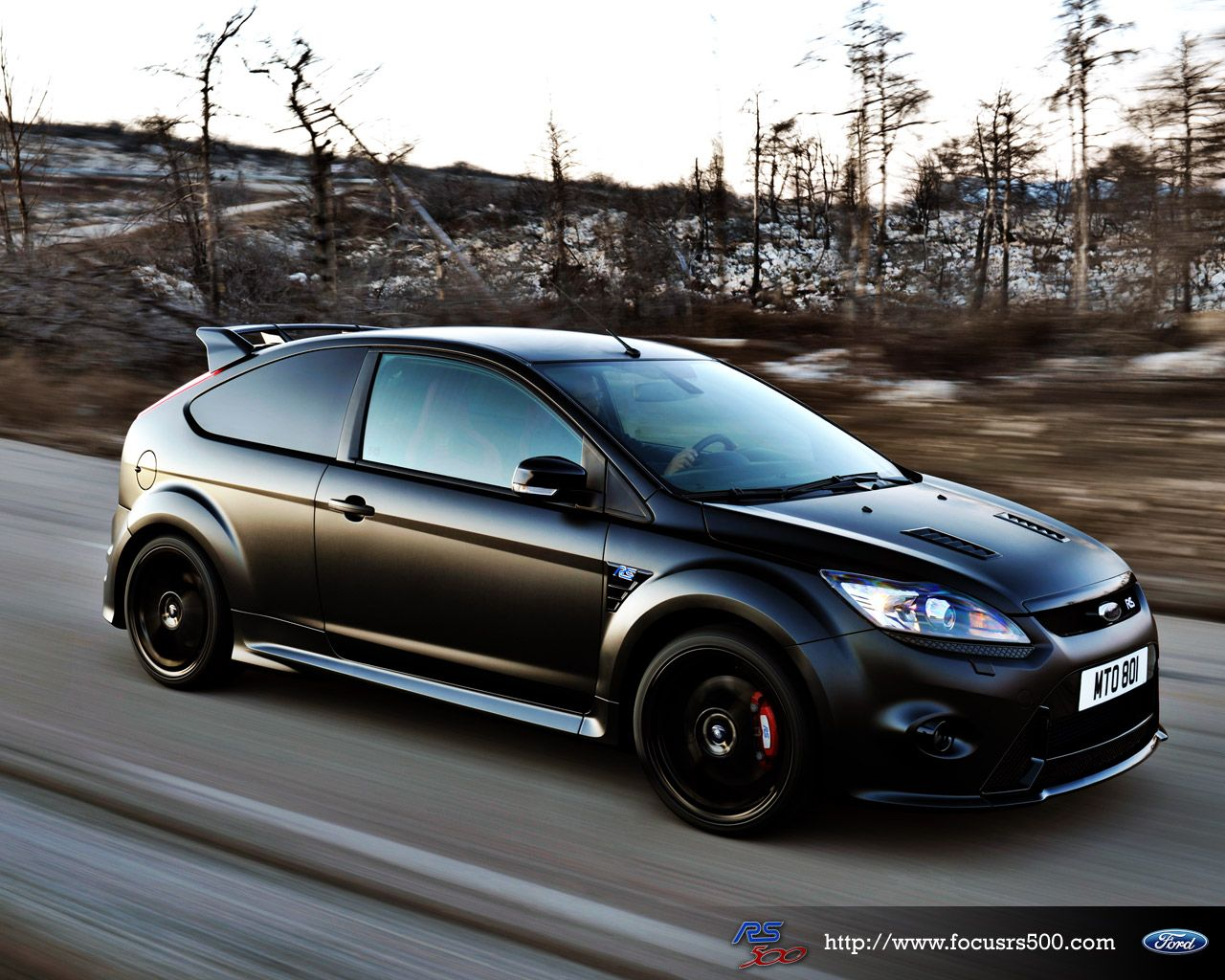 2007 ford focus wallpaper