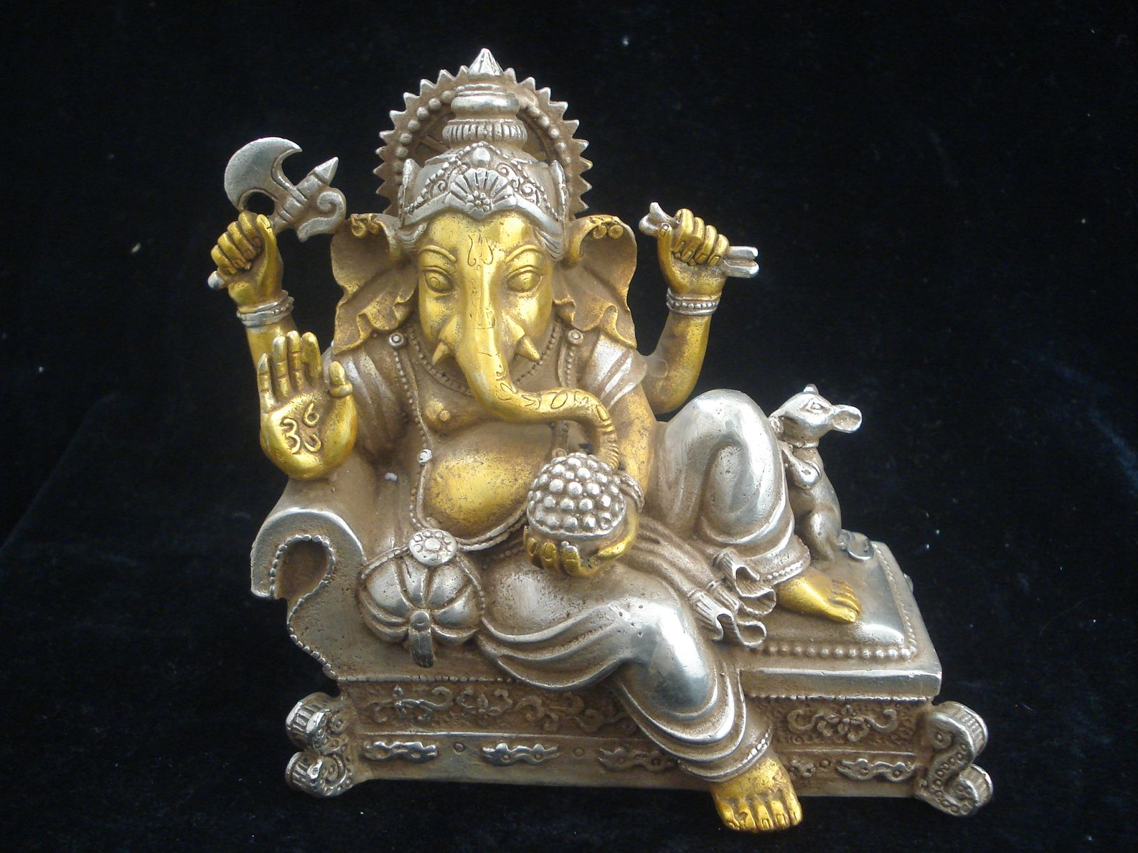 ganesh ji hd wallpaper wallpapers desktop 3d natural