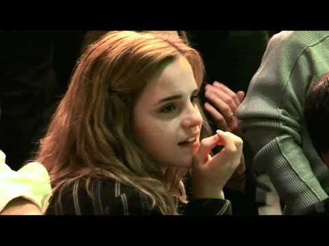 Last days on  Harry Potter and the Deathly Hallows filming for cast. I'm a mess after seeing this.