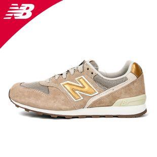 2013 nuevos Newbalance996-nuevos zapatos de color marrón amarillento WR996CB0 WR996CJ0 de