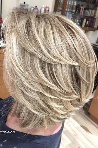 55 Stylish Layered Bob Hairstyles With Images Short Hair With Layers Bobs For Thin Hair Layered Bob Hairstyles