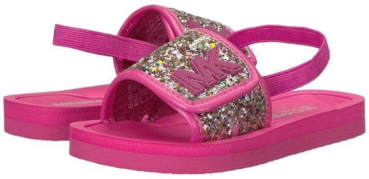 f3c2b073afb9 MICHAEL Michael Kors Kids Eli Glow Girl s Shoes