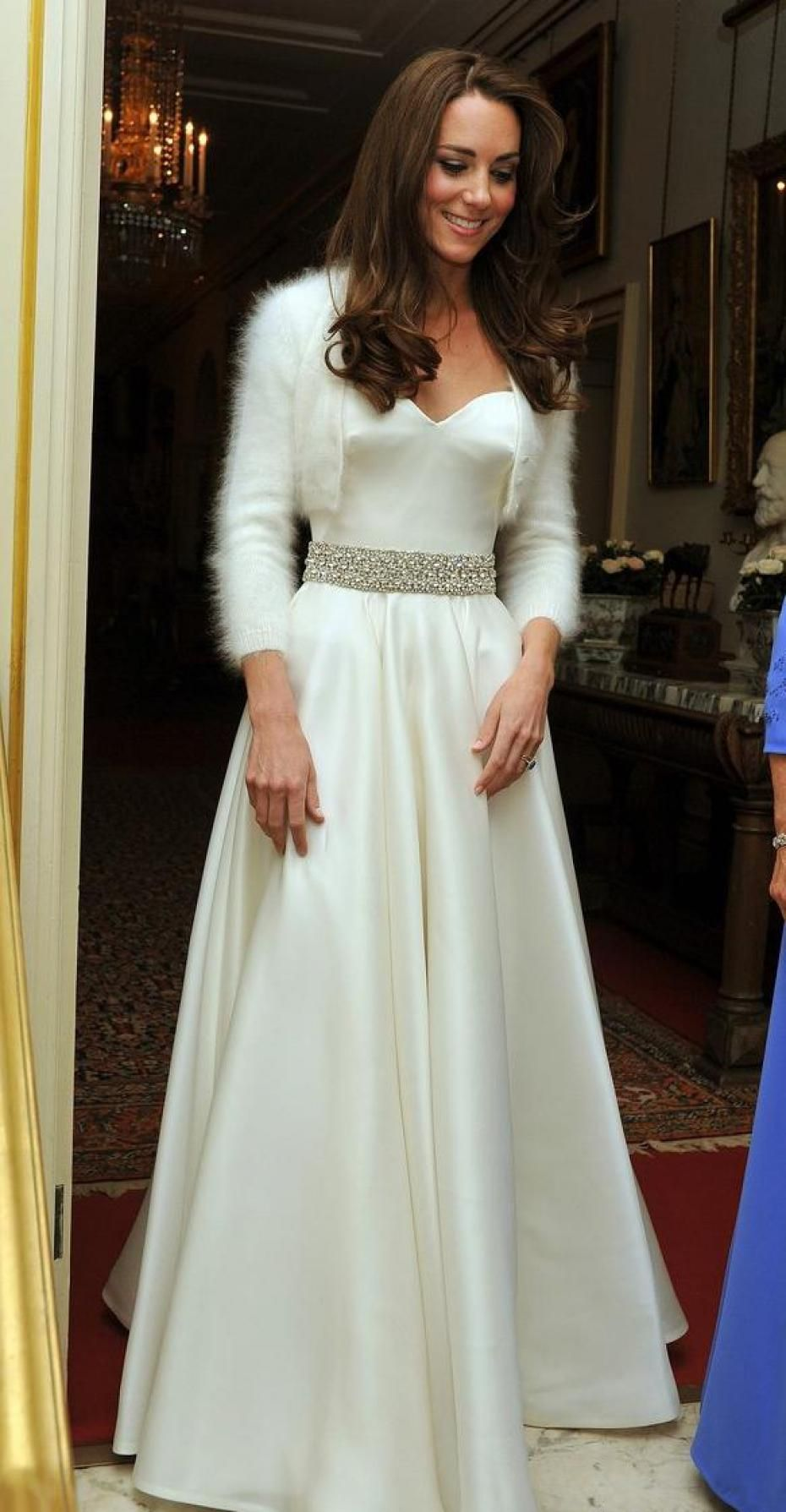 Sarah burton wedding dress  I loved this dress as much as I loved her McQueen one  British
