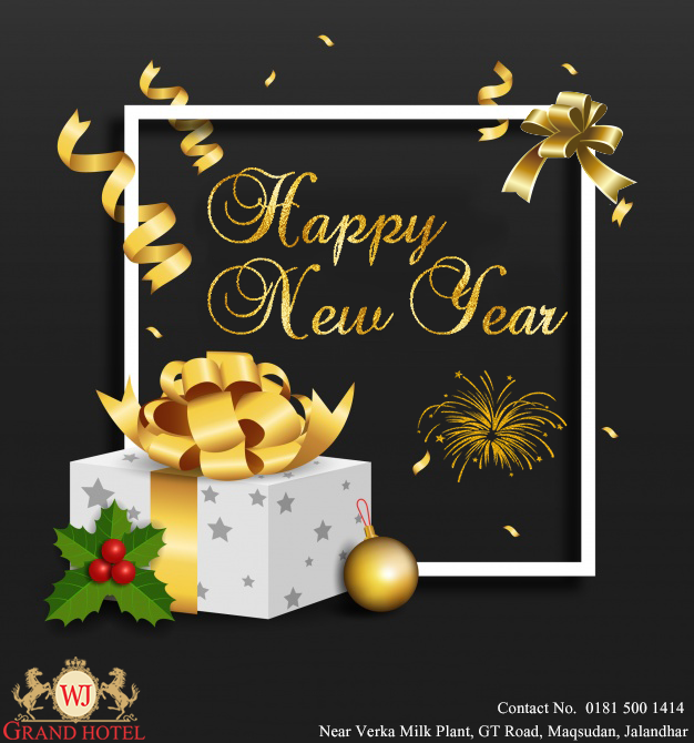 Happy New Year from AiRCO Mechanical | Austin, San