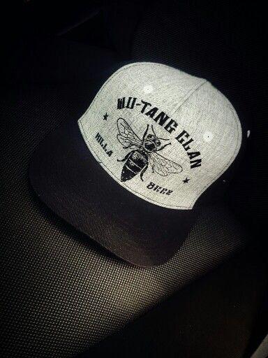 e7cf912e86b Wu-Tang Clan (Killa Beez) Baseball Cap