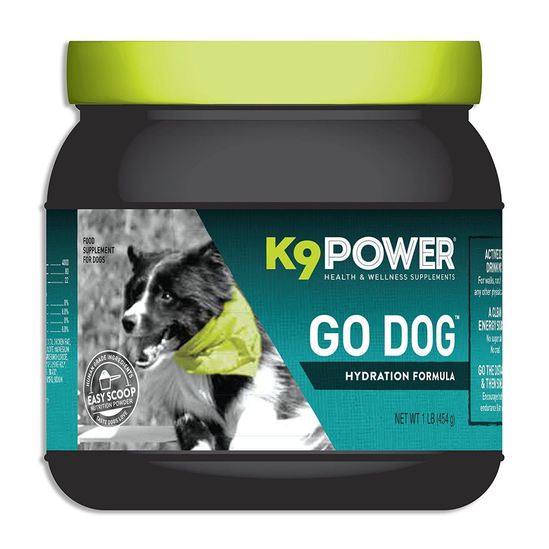 Go Dog Hydration And Performance Formula