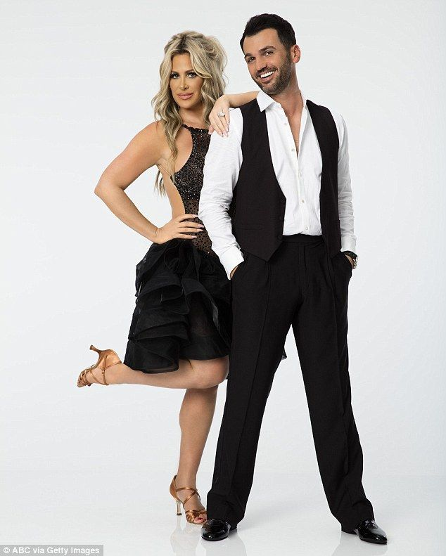 Kim Dancing With The Stars: Kim Zolciak Resists Tony Dovolani's Attempts To Make Her