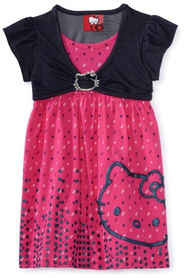 14e8401e4 hello kitty dresses for kids - Google Search | Fashion for little ...