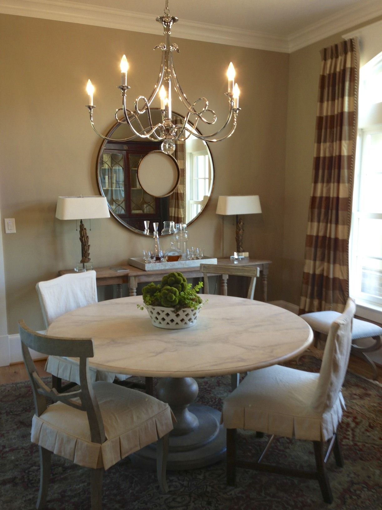 Image Result For Southern Living Collection Round Dining Table