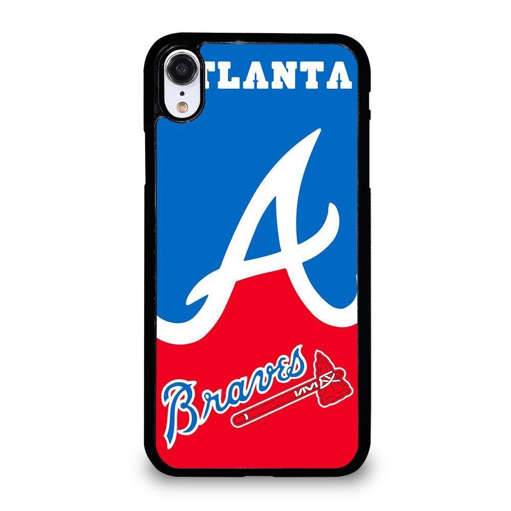 Atlanta Braves Iphone Xr Case Cover Case Atlanta Braves Case Cover