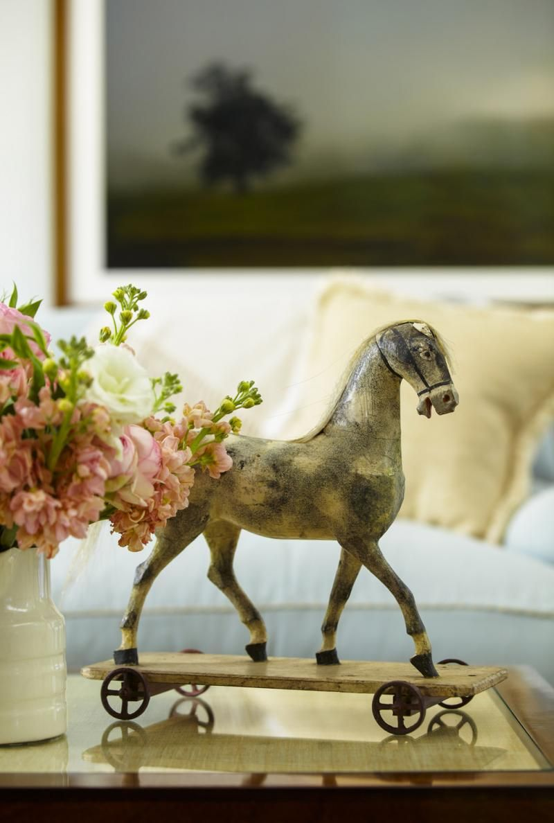Country Up Country Hawaii By Cullman Kravis Antique Horse Equestrian Decor Horse Decor