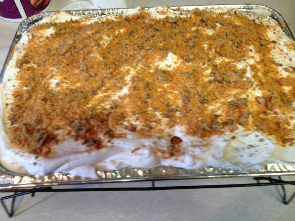 Butterfinger Cake Recipe With Yellow Cake Mix