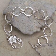 handmade silver chains - Google Search