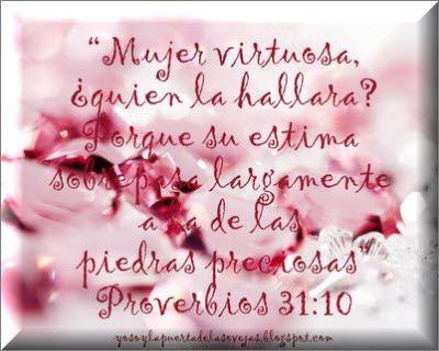 frases para la mujer de dios | mujer que bella es tu presencia traes la calma y el sosiego la ...