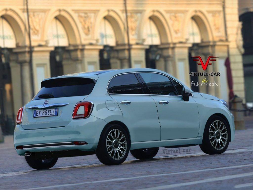 New 2019 Fiat 500x First Drive