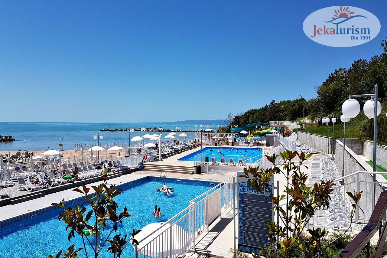 Hotelvizitat White Lagoon Complex 4 Din Kavarna Bulgaria Te Așteaptă și Anul Acesta Intr O Vacanță Relaxantă și Lini Beach Resorts Resort Bulgaria