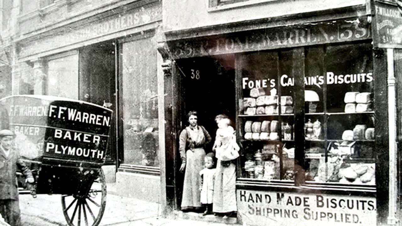 Jackas bakery the oldest bakery in great britain