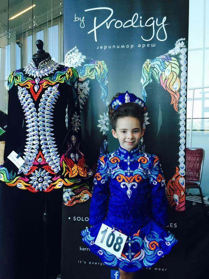 By prodigy irish dancing dresses irish dance costume