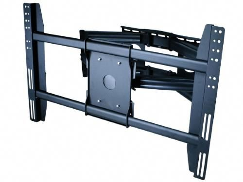 Full Motion Tv Wall Mount Bracket Max 200 Lbs 42 63 Inch As