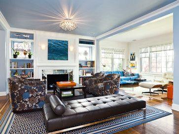Benjamin Moore Blue Heather Design Ideas Pictures Remodel And Decor