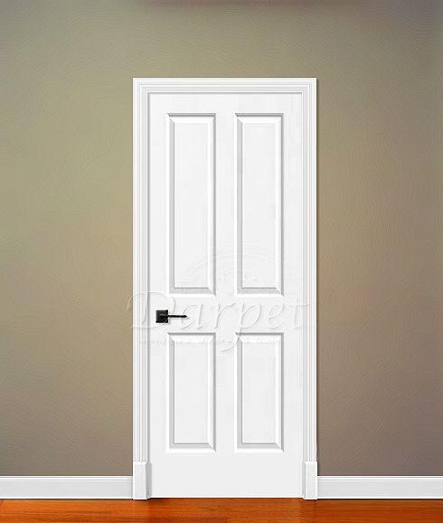 4 Panel Atherton Door from Jeld-Wen | Darpet Interior Doors for Chicago Builders  & 4 Panel Atherton Door from Jeld-Wen | Darpet Interior Doors for ...