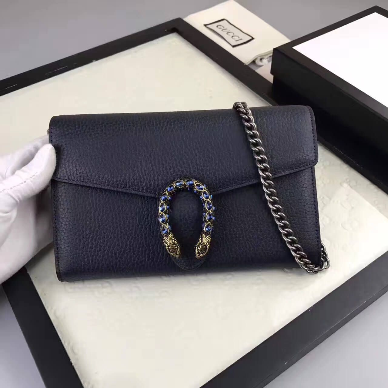 835137ad652866 Gucci Dionysus Mini Chain Bag 100% Authentic 80% Off | Authentic Gucci  Handbags