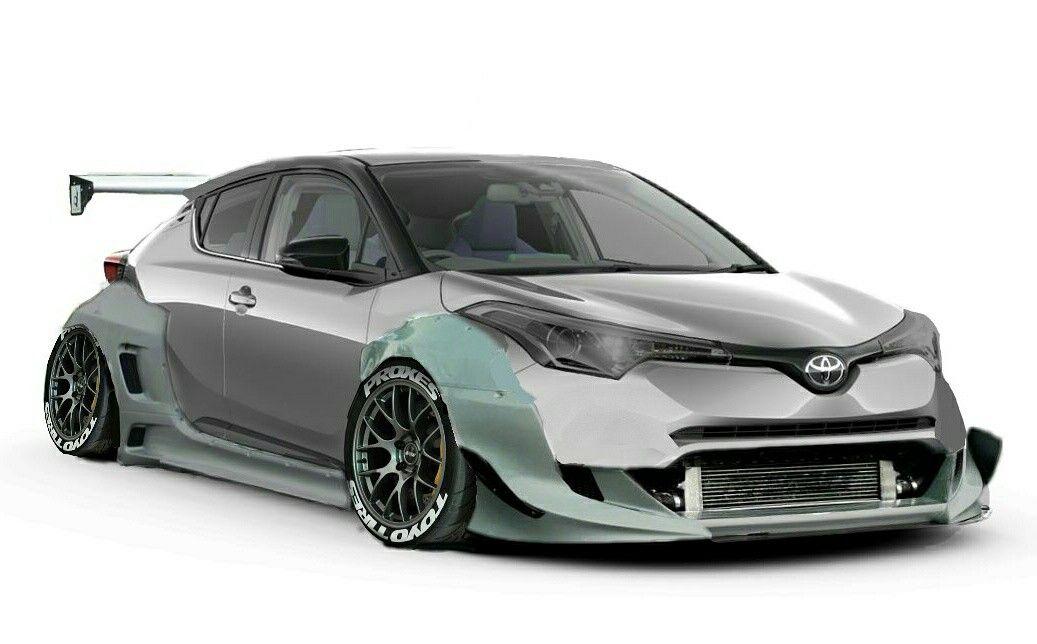 Toyota Ch R Rocket Bunny Sports Car Bmw Car Bmw