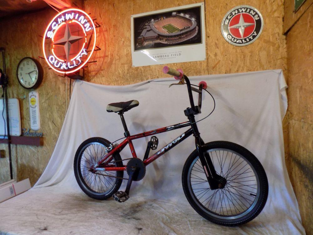 1990s DYNO VFR FREESTYLE BMX BIKE GT 20 DIRT TRICK BICYCLE ...