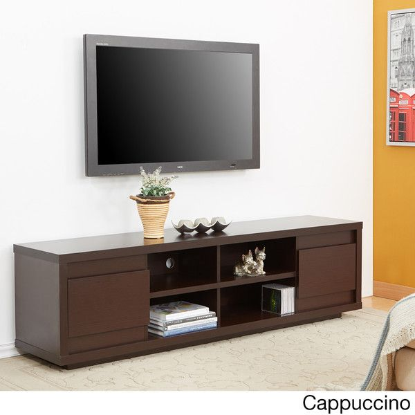 Furniture Of America Irvine Contemporary 70 Inch Entertainment Tv